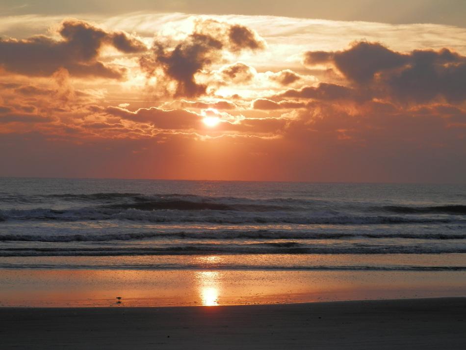 St. Augustine Beach Sunset